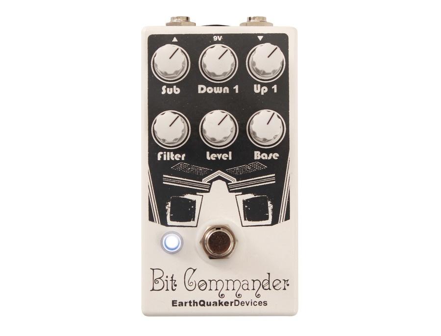 Earthquaker devices bit commander xl