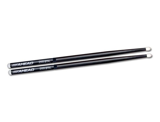 "Ahead JJ1 SPEED METAL Aluminum Sticks - Model ""Joey Jordison"""