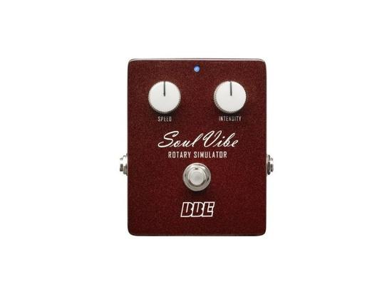 BBE Soul Vibe Pedal