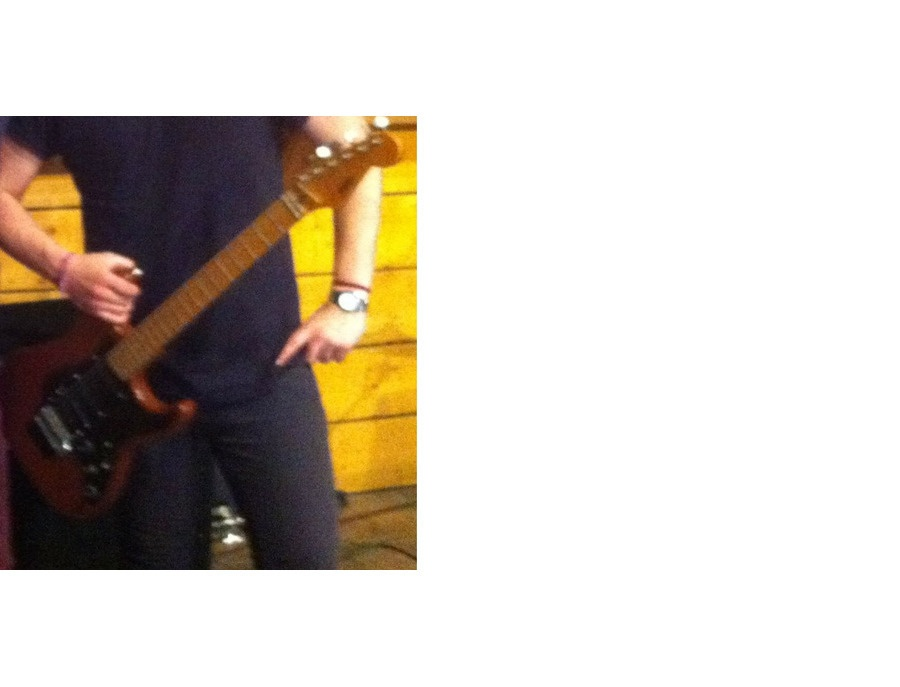Custom Dama Luthier Stratocaster 1992