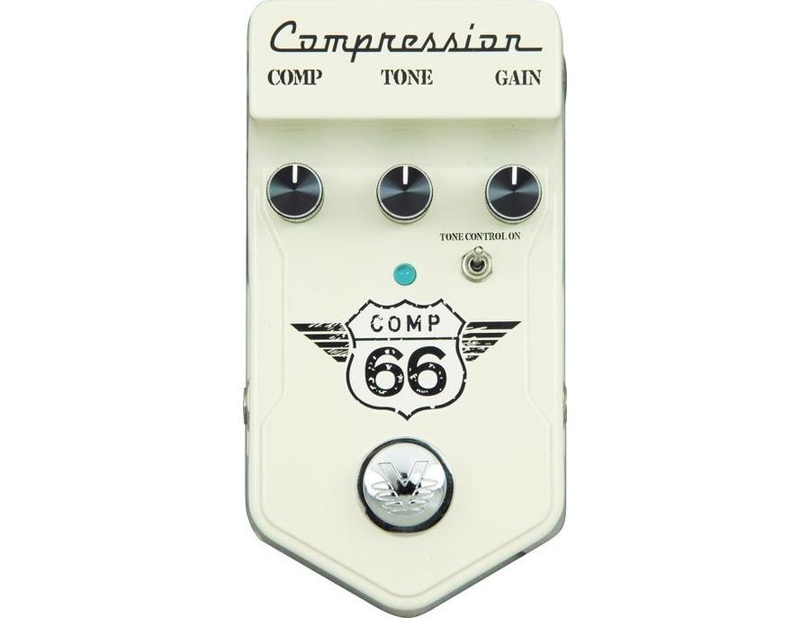 Visual Sound V2CMP66 Comp 66 Compression Pedal
