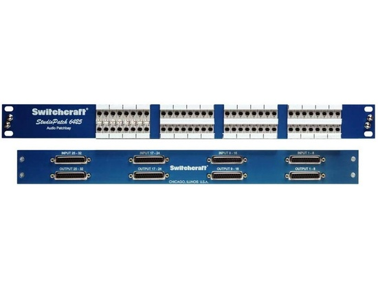 Switchcraft 6425 Patchbay