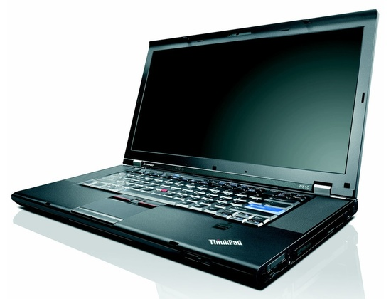 Lenovo W510 Laptop