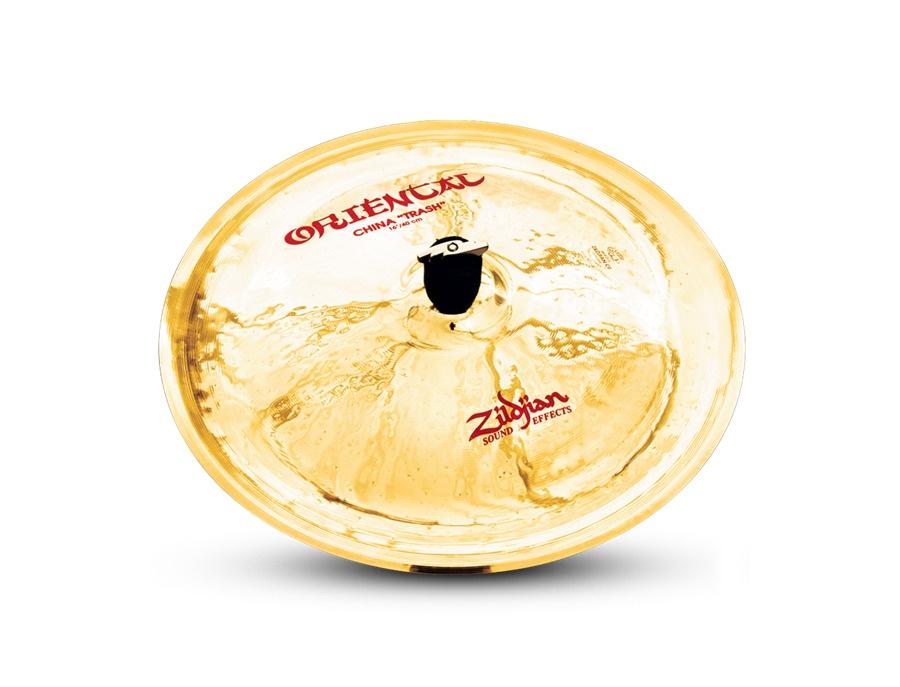 "Zildjian 16"" Oriental China Trash Cymbal"