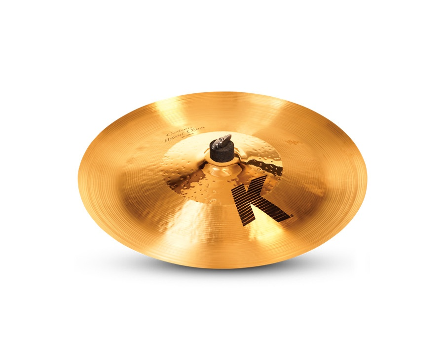 "Zildjian 19"" K Custom Hybrid China Cymbal"