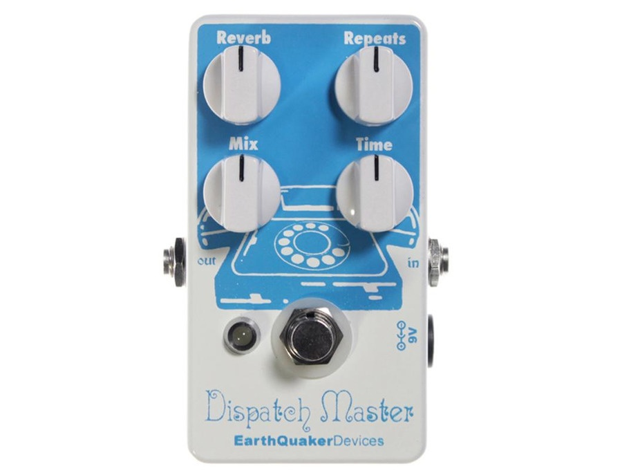 Earthquaker devices dispatch master xl