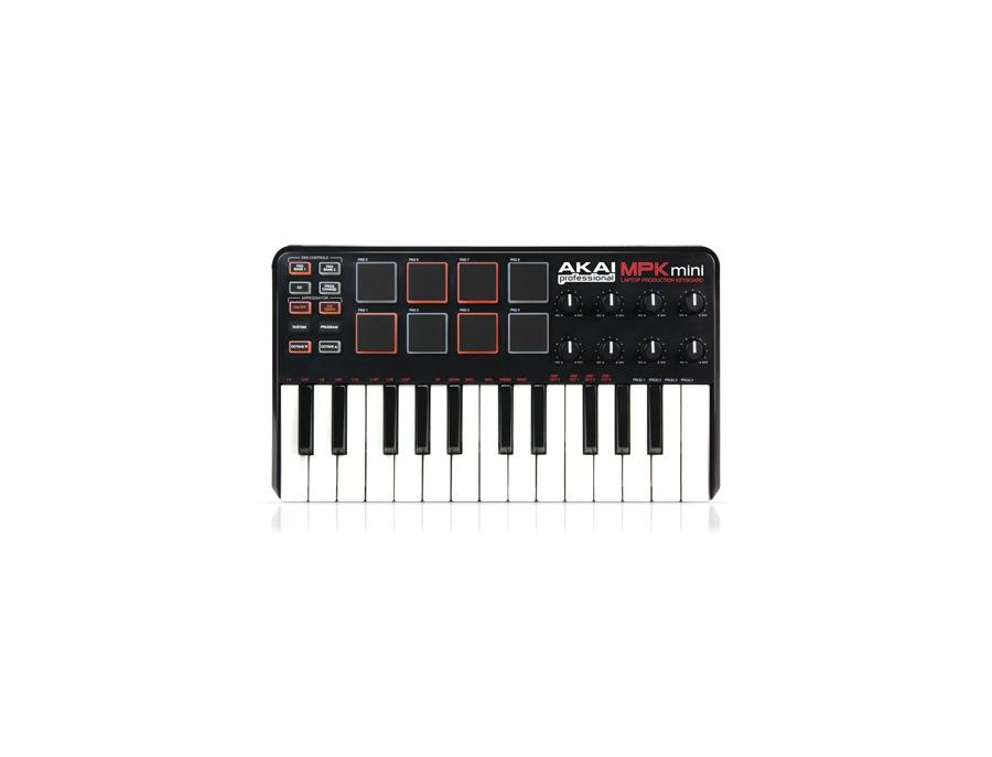 Akai mpk mini laptop production keyboard xl