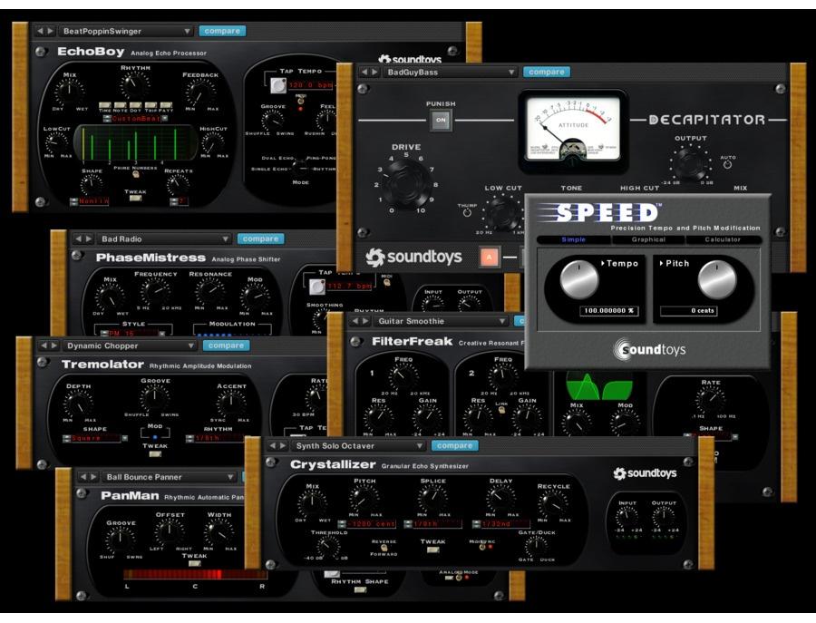Soundtoys bundle xl