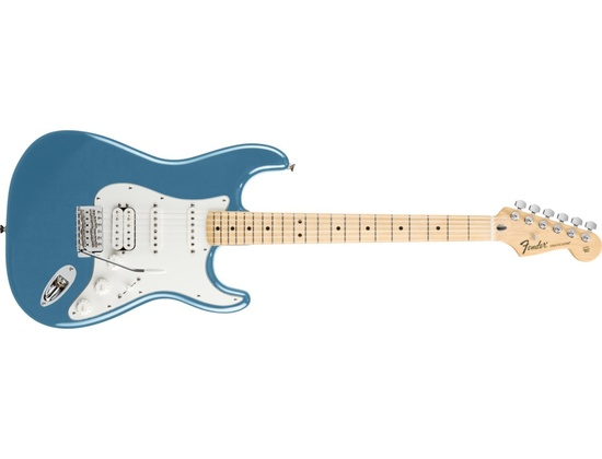 Fender Stratocaster Blue Copy