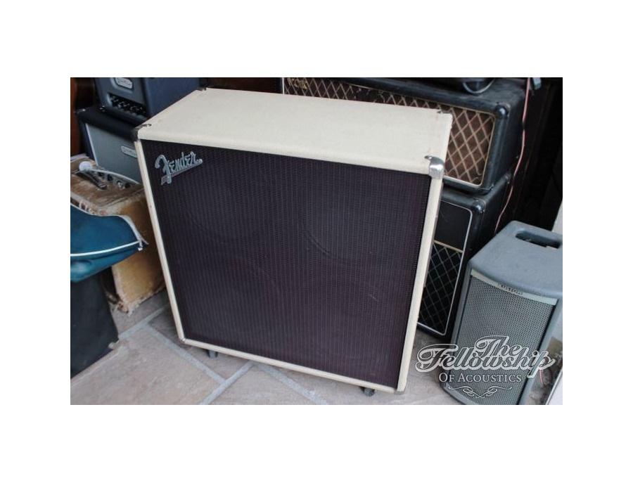 Fender tonemaster 4x12 cabinets xl