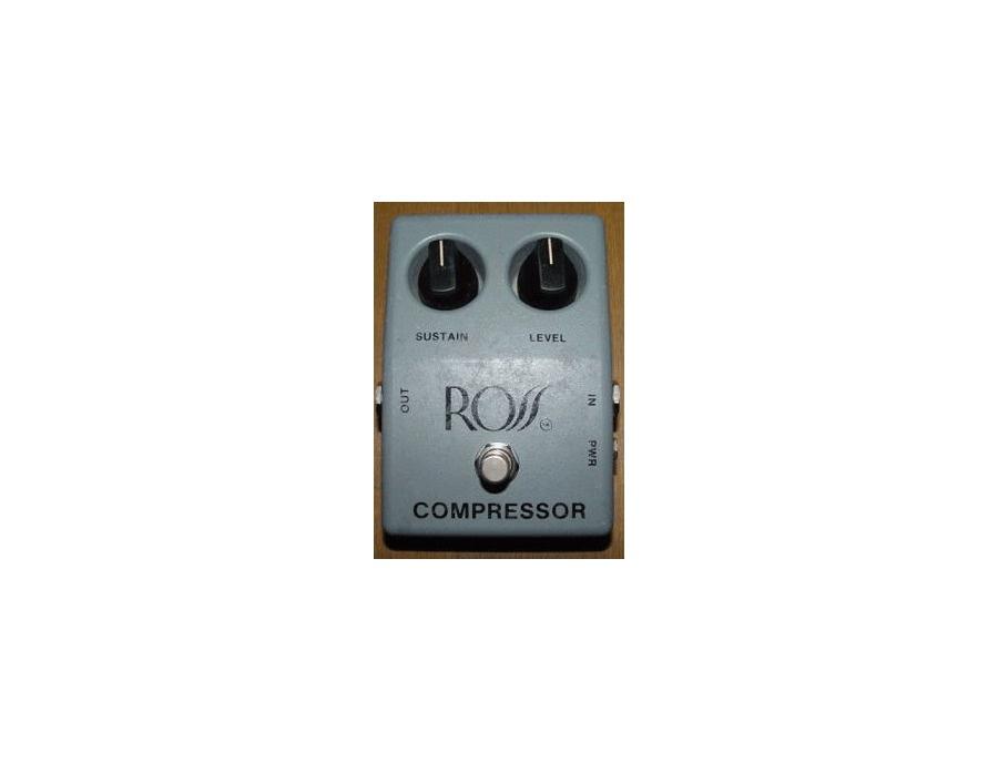 Ross compressor pedal xl