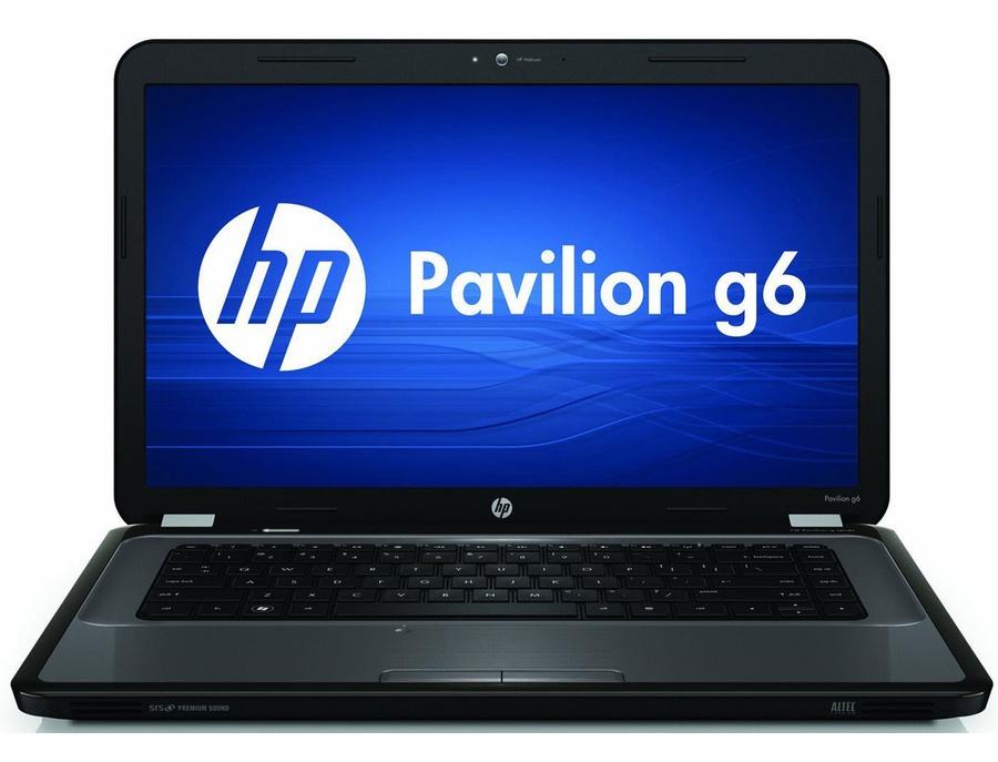 HP Pavilion g6