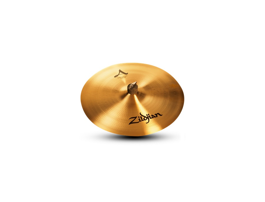 "Zildjian 17"" A Thin Crash"