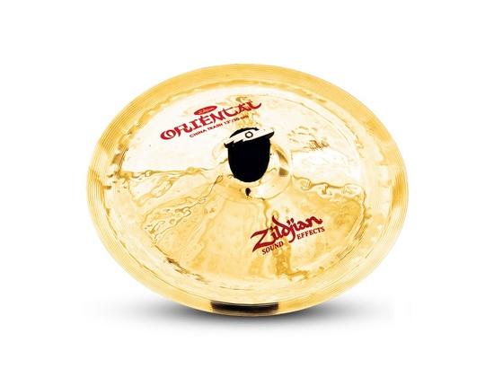 "Zildjian 12"" Oriental China Trash Cymbal"