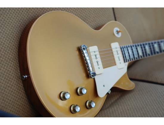 Gibson Custom 1954 Les Paul Goldtop Reissue Electric Guitar