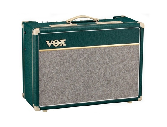 Vox AC15C1-BRG British Racing Green Limited Edition