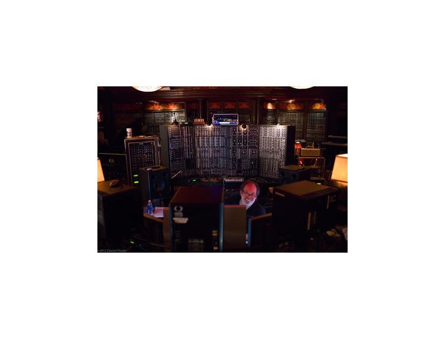 Hans Zimmer's Moog Modular