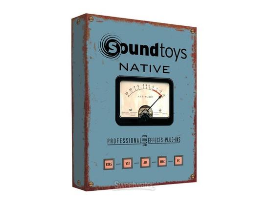 SoundToys Native Effects
