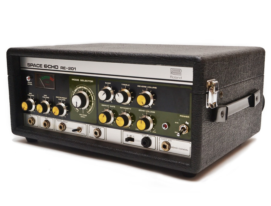 Roland space echo re 201 xl