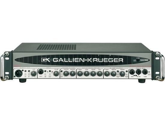Gallien-Krueger 1001 Head