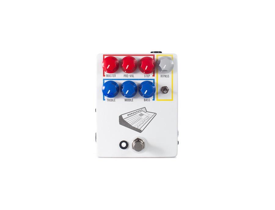 Jhs pedals colour box preamp pedal xl