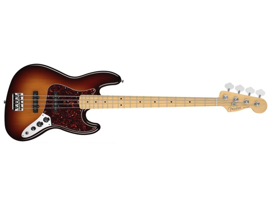 Fender american standard jazz bass duplicate xl