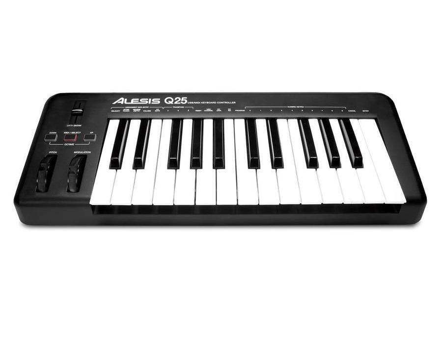 Alesis Q25 Keyboard Controller