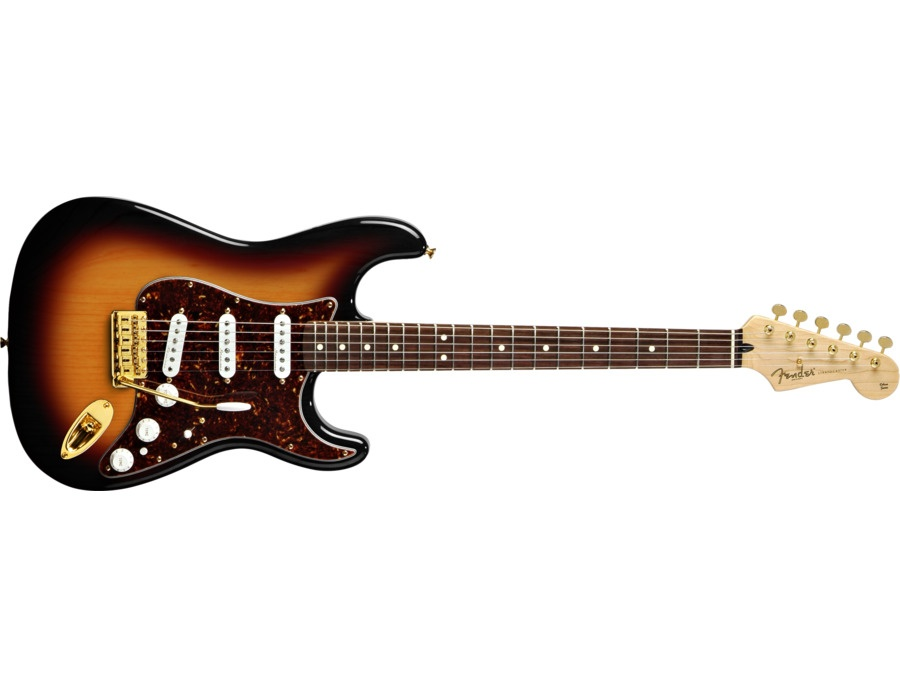 Fender Deluxe Players Strat
