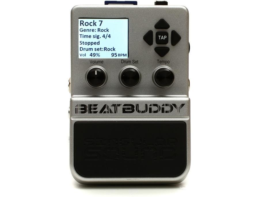 Singular sound beatbuddy drum machine pedal xl