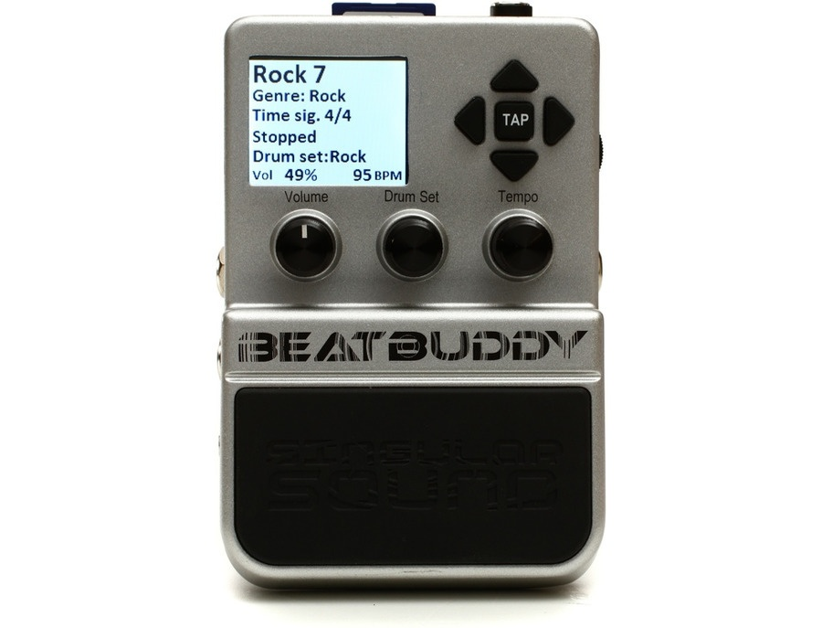 Singular Sound BeatBuddy Drum Machine Pedal