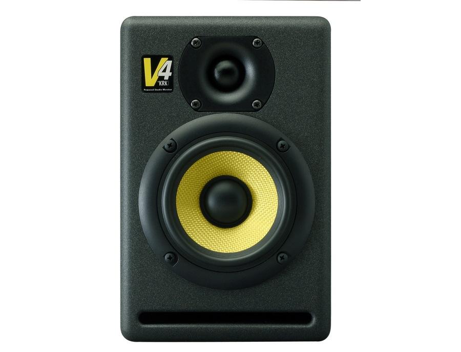 KRK V4 Powered Studio Monitors