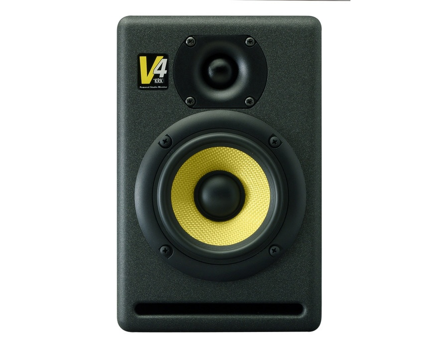 KRK V4 Powered Studio Monitors