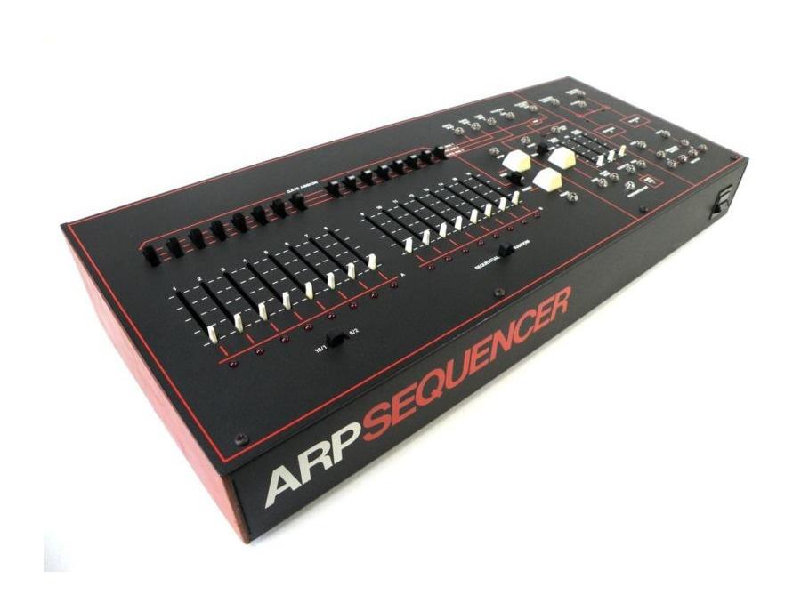 Arp sequencer xl