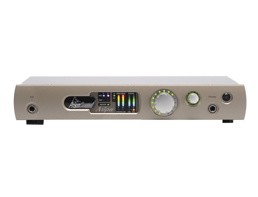 Prism Sound Lyra USB Audio Interface