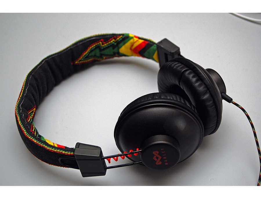House of Marley: Positive Vibrations Headphones