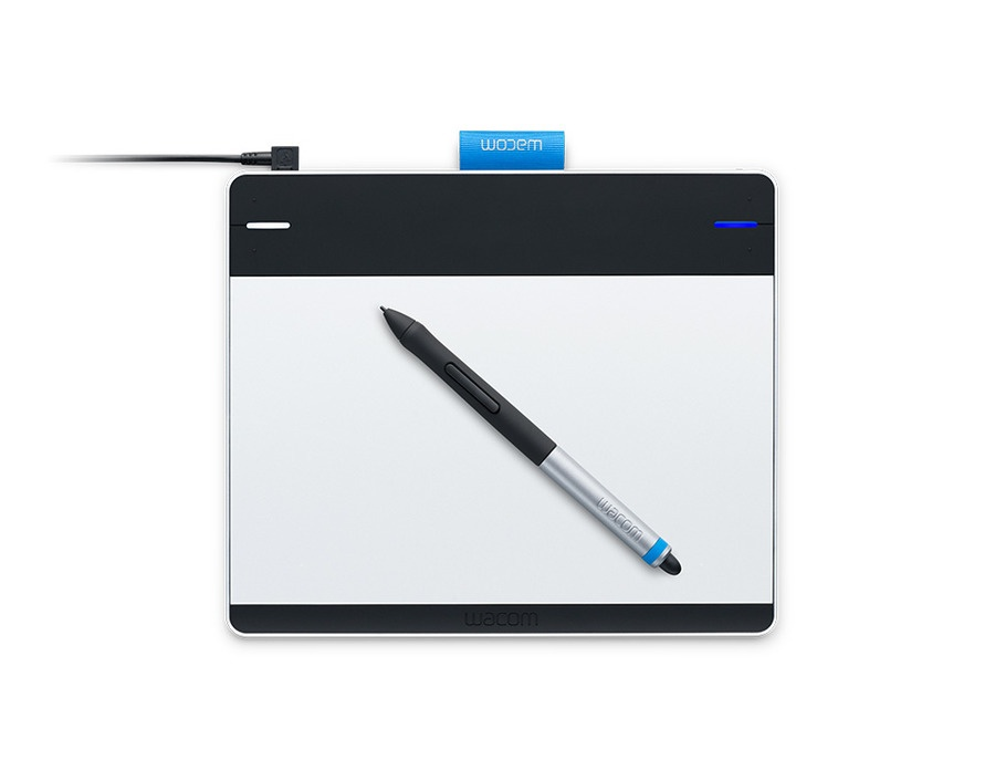 Wacom Intuos Pen and Touch Tablet (Small)