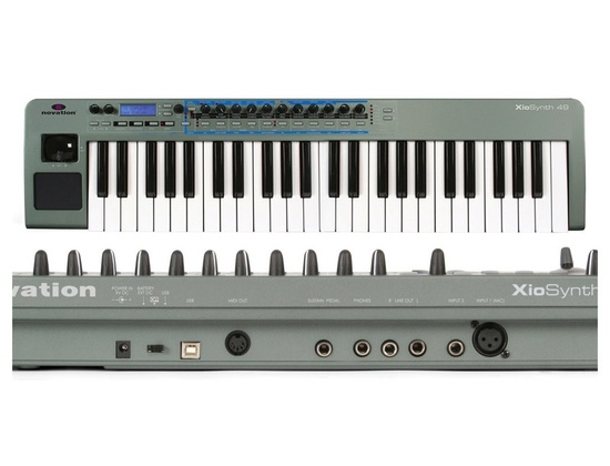 Novation Xio Synth 49