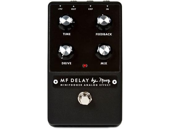 Moog Music Minifooger Delay Pedal