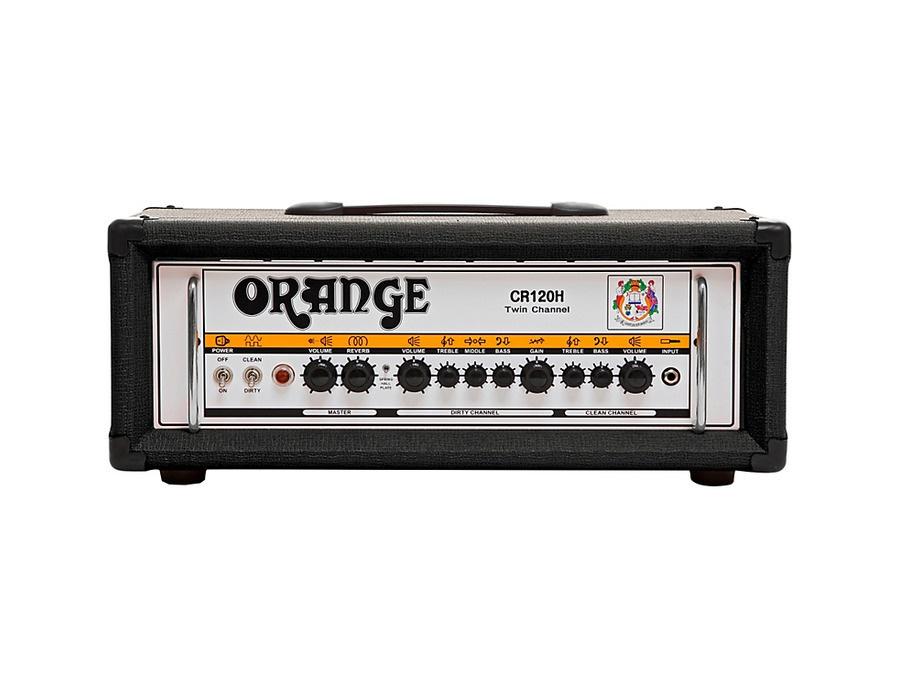 Orange Amplifiers Crush Pro CR120H 120W Guitar Amp Head