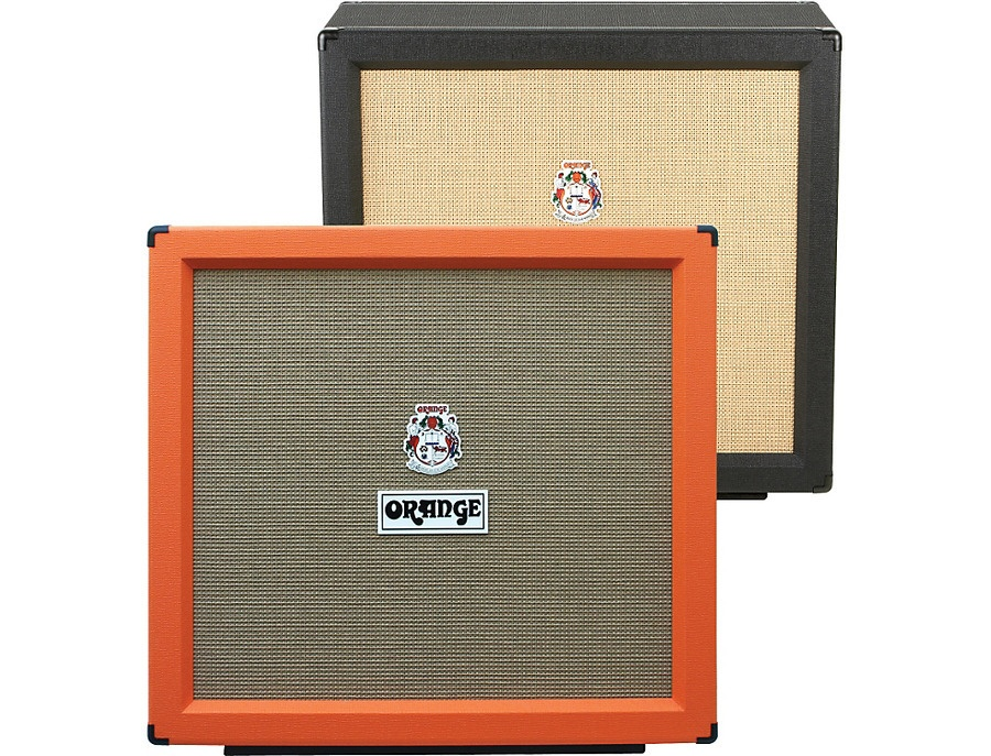 Orange amplifiers ppc series ppc412 c 240w 4x12 guitar speaker cabinet xl