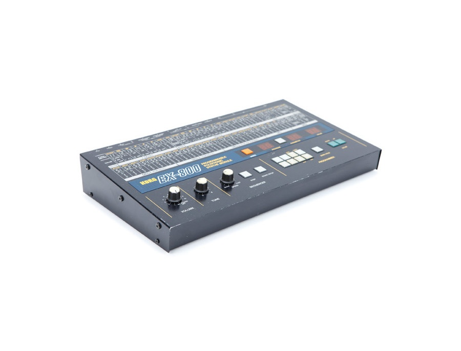 Korg EX-800 Paraphonic Rackmount Synth