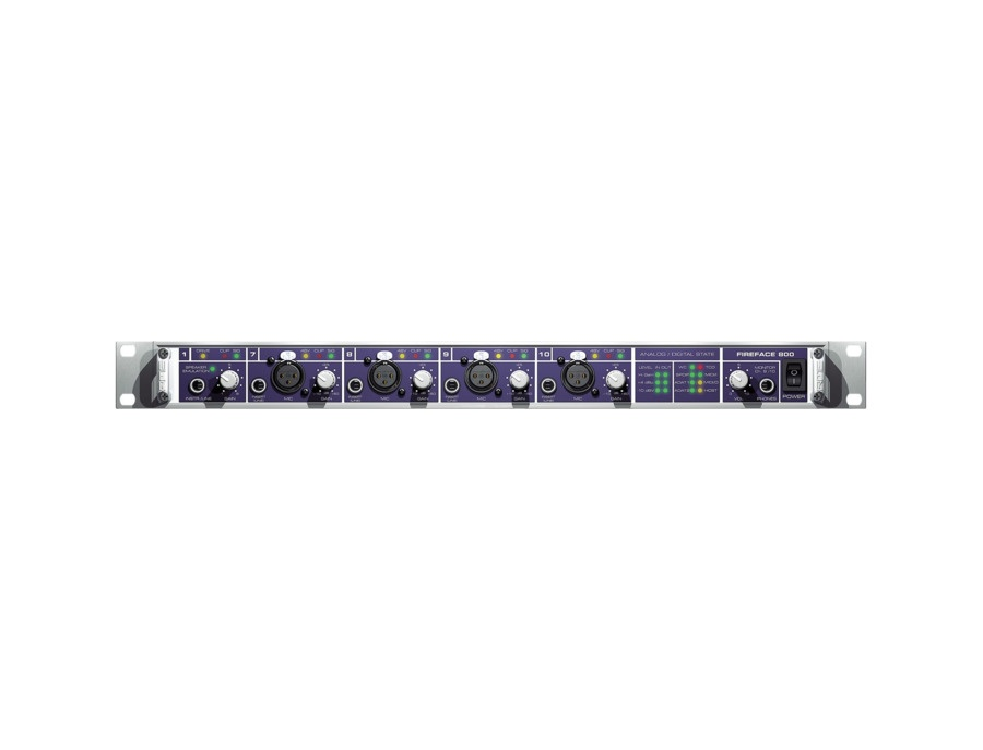 RME Fireface 800 FireWire Computer Recording Interface