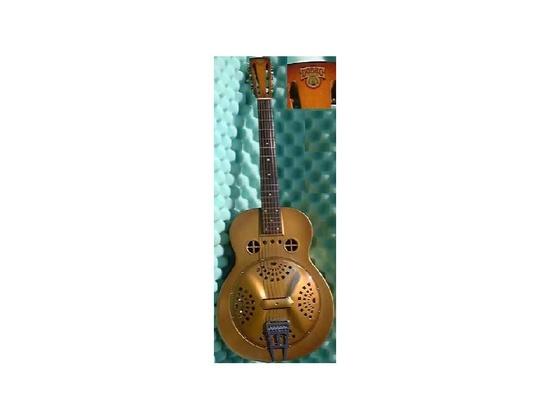 1930's Brass Dobro
