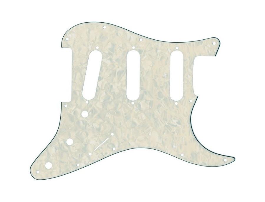 Fender American Standard Strat Pickguard 11 Hole White Pearl