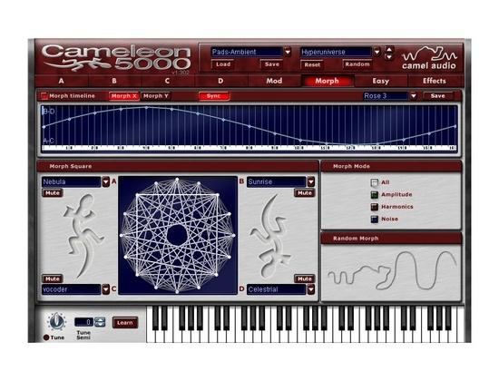 Camel Audio Cameleon 5000