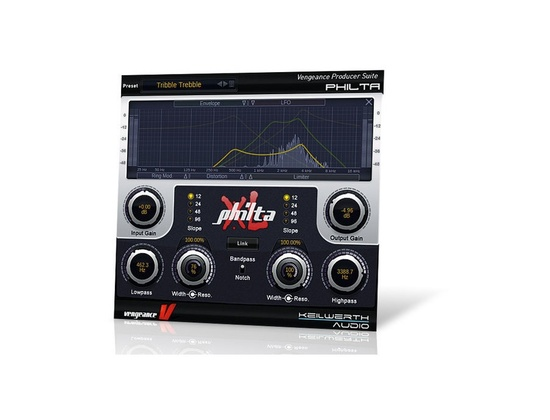 Vengeance Producer Suite: Philta XL