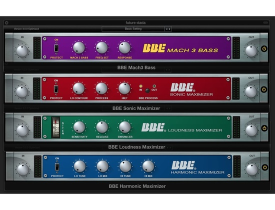 BBE Sonic Sweet v3.0 Optimized