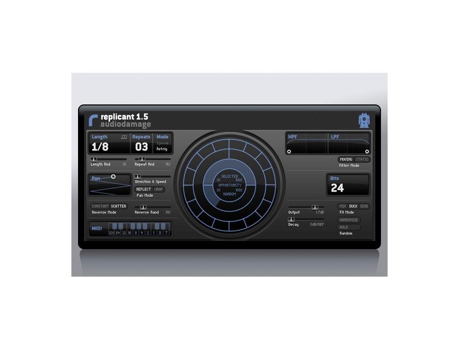Audio Damage Replicant