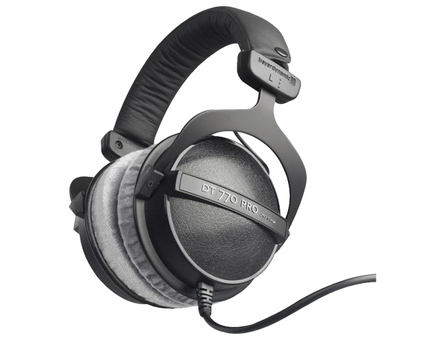 Beyerdynamic dt 770 pro 80 closed studio headphones xl
