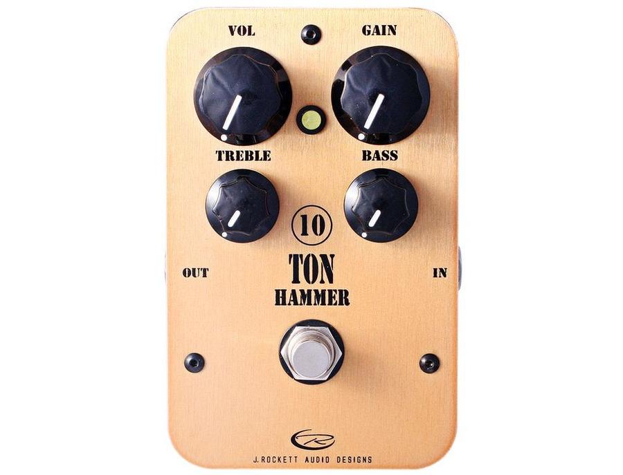 Rockett Pedals 10 Ton Hammer Guitar Effects Pedal